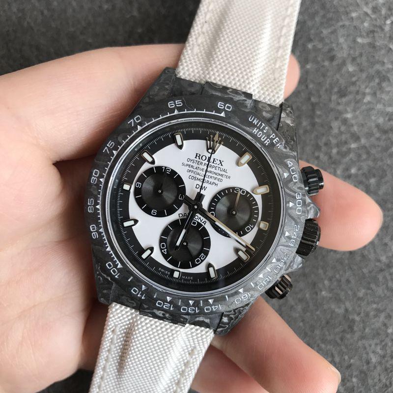 劳力士顶级高仿手表宇宙计时迪通拿系列男士机械腕表