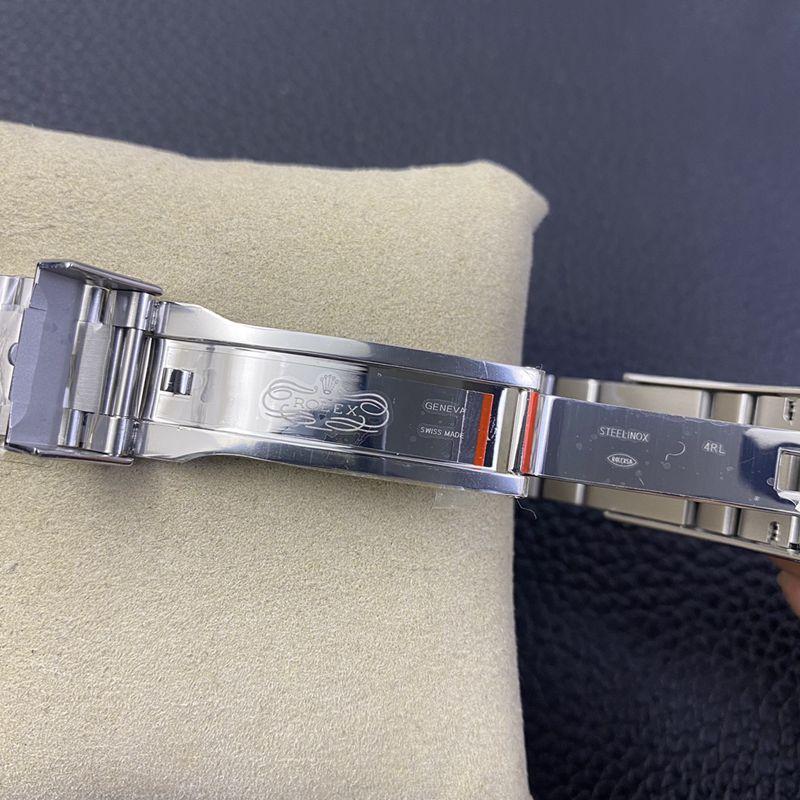 劳力士顶级高仿手表单红海使系列男士机械腕表
