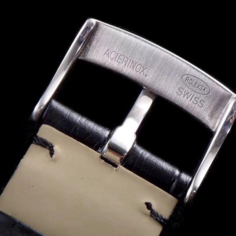 欧米茄复刻手表碟飞复商务系列男士机械超薄手表经典黑色爆款