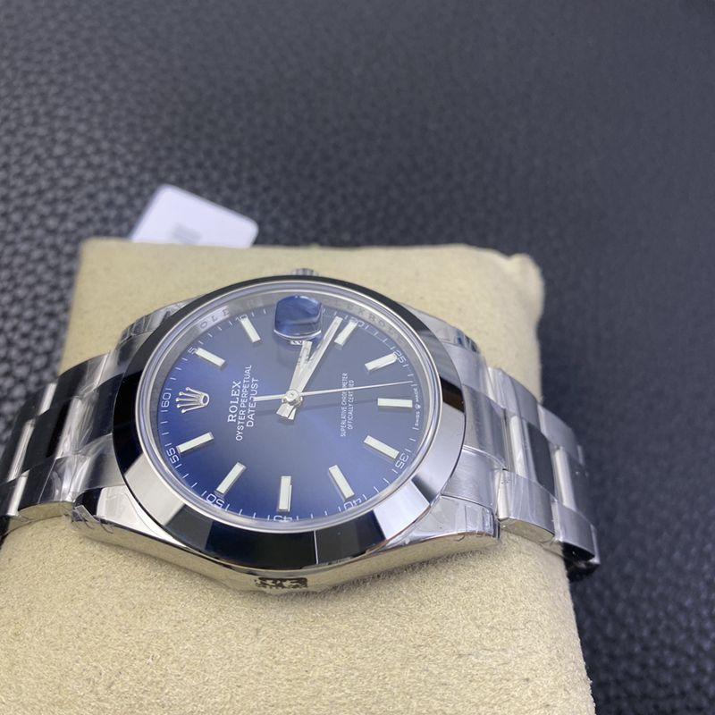 劳力士顶级高仿手表光圈日志系列男士机械腕表
