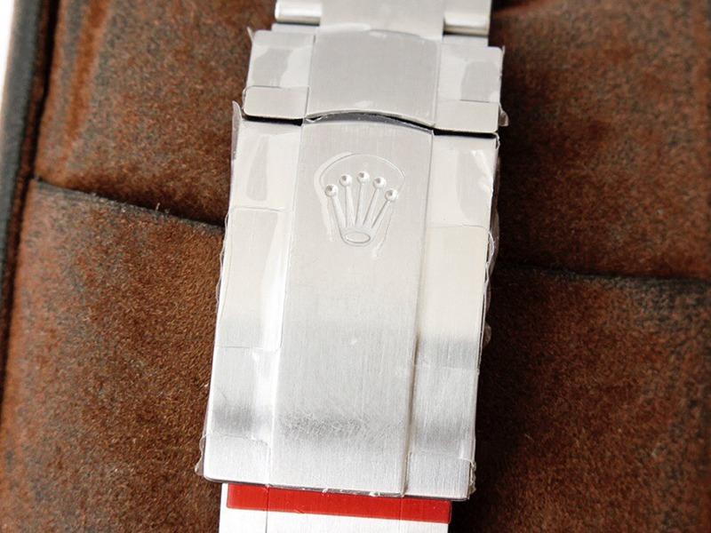 GS劳力士顶级复刻手表蚝式恒动神奇宝贝41mm浅蓝盘