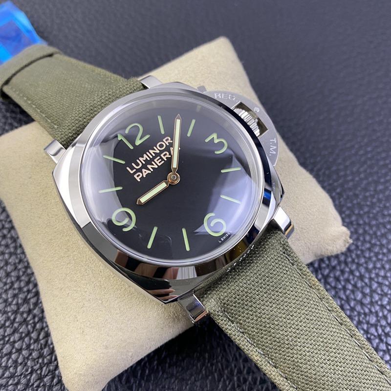 SF沛纳海复刻pam00606手表香港特别版本蓝宝石镜面