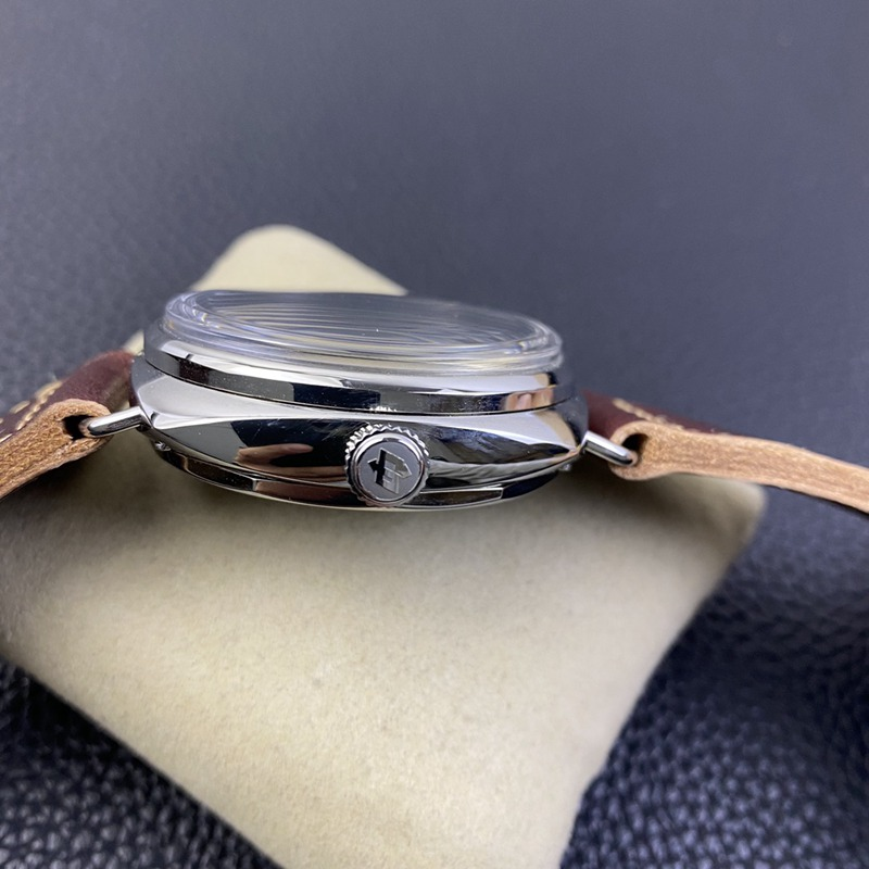 SF沛纳海复刻pam00449手表p3000双发条手上链机芯超强动力复古盘