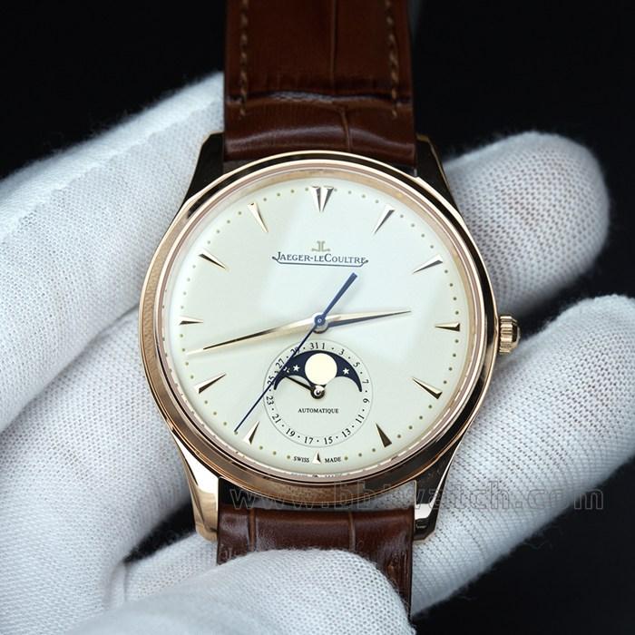 ZF大师系列真月相男士商务休闲自动机械气质手表