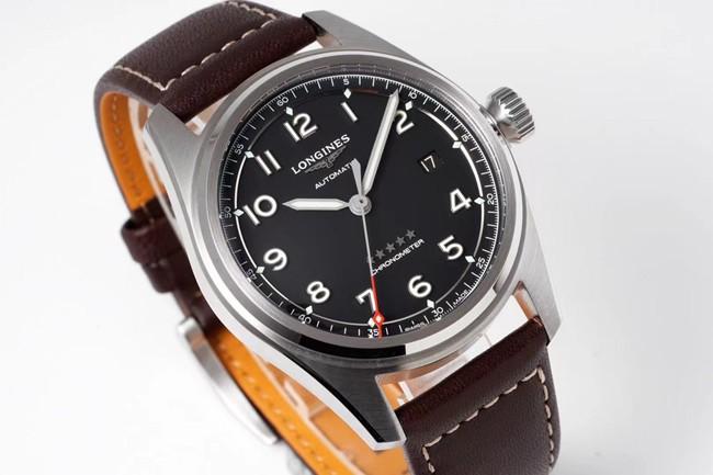 浪琴手表高仿如何鉴定手表的真伪?